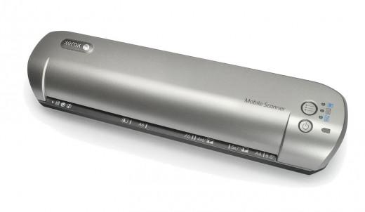 Xerox Mobile Wi-fi Scanner