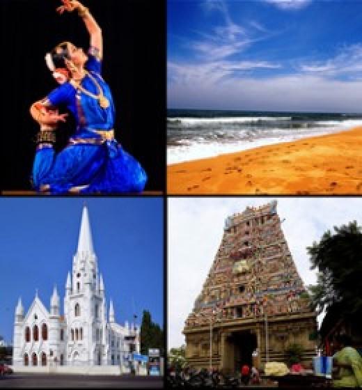 Discover Chennai