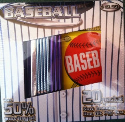 Opening a Fairfield company baseball repack box