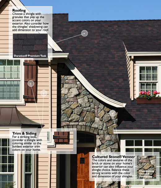 Picking The Best Color For Your New Roof That Is As Long