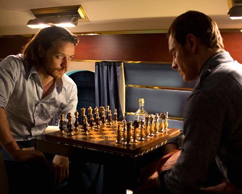 Only these two can make a chess match this much fun to watch! :D
