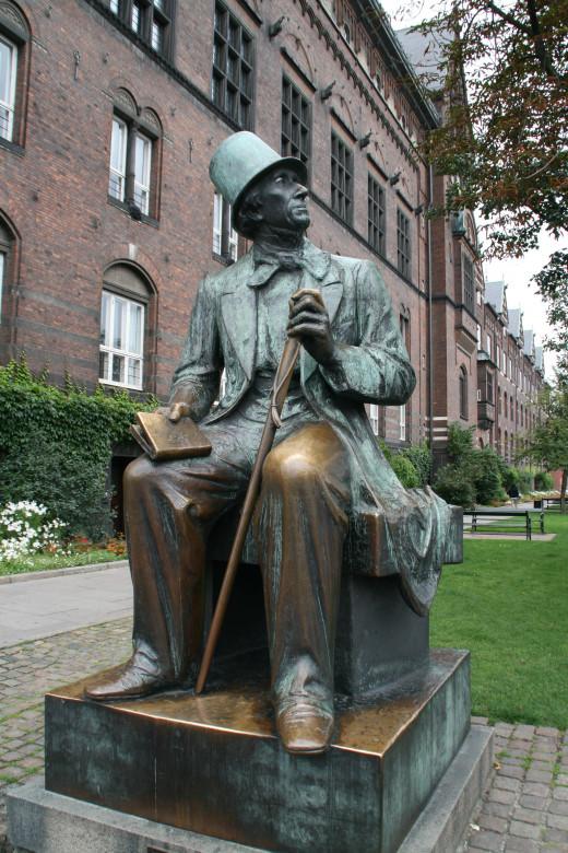 H C Andersen - Copenhagen
