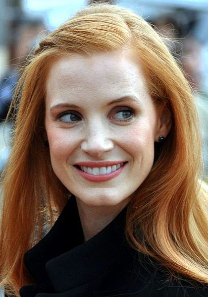 Jessica Chastain will play the younger Roseanne in the film version.
