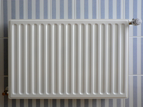 Bleed radiators regularly to maintain heat in the home