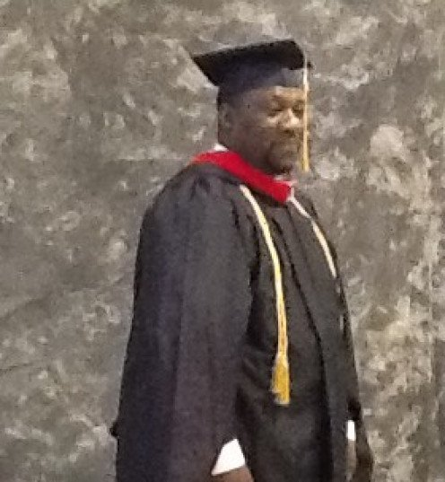 RE Boswell, Class of  2014, Minnesota Graduate School of Theology (Master of Arts Degree  in Clinical Pastoral Counseling).
