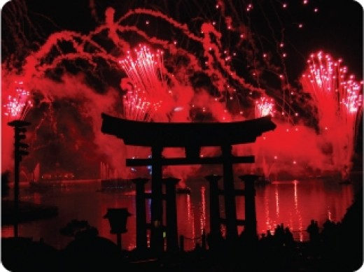 EPCOT's end of evening fireworks spectacular, Illuminations, is one of the best pyrotechnic fused with technology presentations in the world.