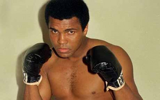 Muhammad Ali - The greatest boxer ever!