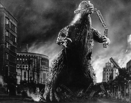 the original Gojira