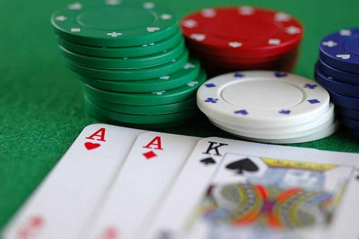 Good fiction puts your character into a high stakes game of poker, with all the chips on the table.