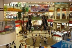 Mega-malls are taking the shopping world by storm