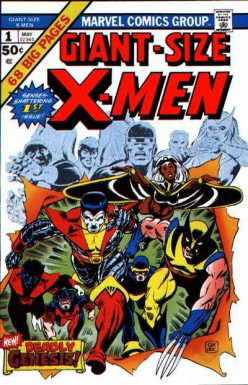 Comic Books that Inspired the X-Men Movies