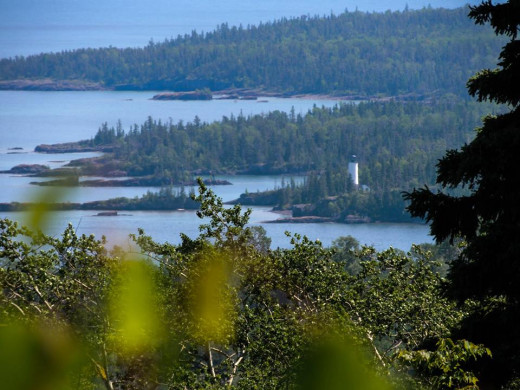 One Of A Million Views - Isle Royale