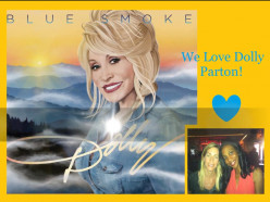 Iconic Singer, Dolly Parton An Artist With A Heart Of Gold & Blue Smoke Heads To Australia
