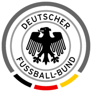 Germany's national football team logo.