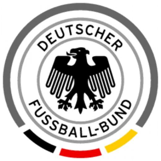 Germany's national football team logo.