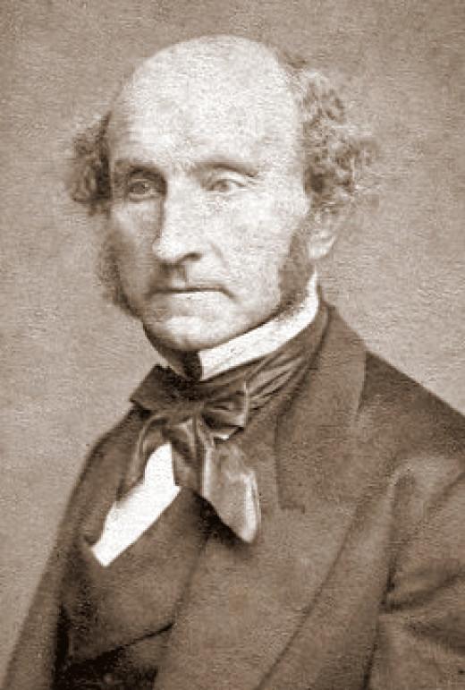 John Stuart Mill, a utilitarian philosopher