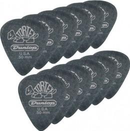 Dunlop Tortex Pitch Black Guitar Picks