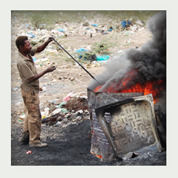 Our wastes if not well disposed can lead to a long list of consequences.