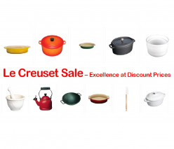 Le Creuset Sale - How to find Excellence at Discount Prices?