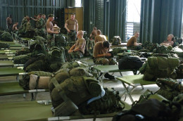 The GLV bootcamp process wasn't quite as bad as a military bootcamp.