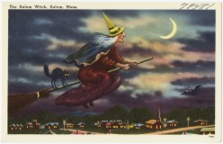 Legends of the American Bell & Blair Witches, Moll Dyer & Salem