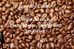 Research has found that coffee can do you good