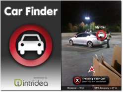 What Is The Augmented Reality Car Finder App?