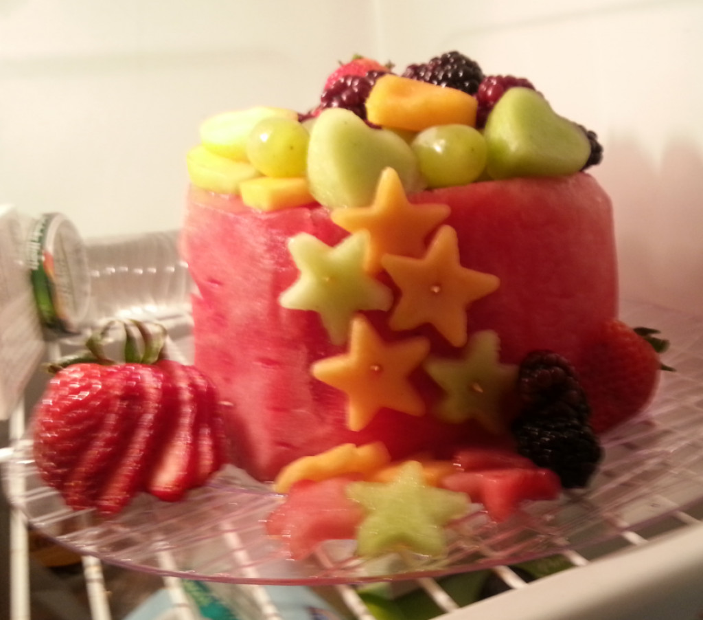 How to Make a Watermelon Cake | hubpages
