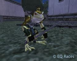 Froglok Paladin Sony Online Entertainment, All Rights Reserved