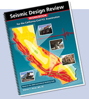 This is the most popular California Seismic Review book.