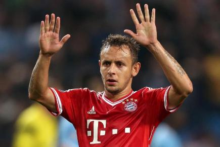 Rafinha (Bayern Munich) - Right-back