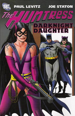 What If The Huntress Was Still Batman's Daughter?