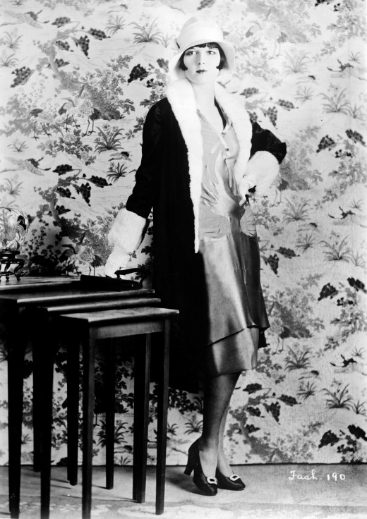 This is how women blazers looked like in the 1930s they were much larger then they are now.