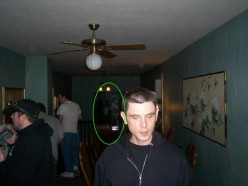 DO YOU BELIEVE IN GHOSTS? WANT PROOF? HERE IT IS