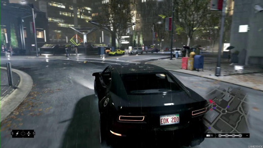 Driving in Watch Dogs is easily one of its strong suits, even if the cars are horribly balanced in speed, weight and durability.