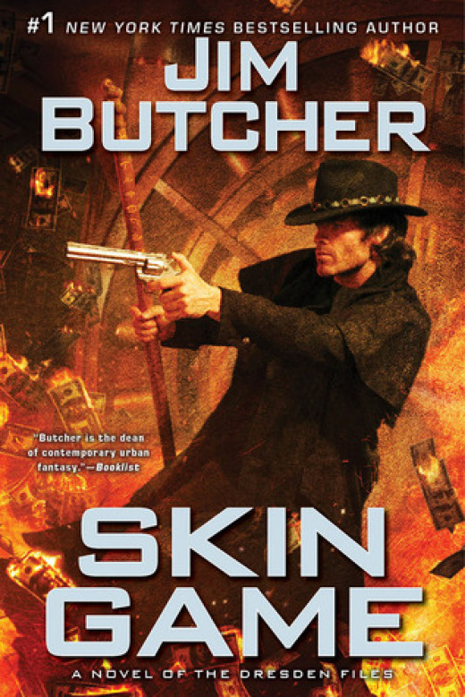 Jim Butcher - Skin Game