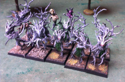 Wood Elves: Warhammer 8th edition core units