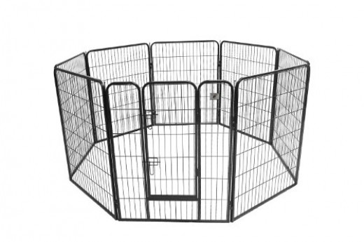 Portable dog play pen