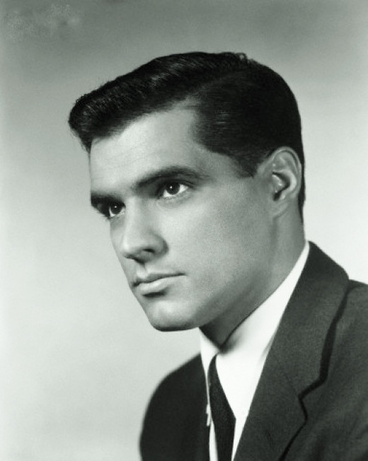 John Gavin in 1958