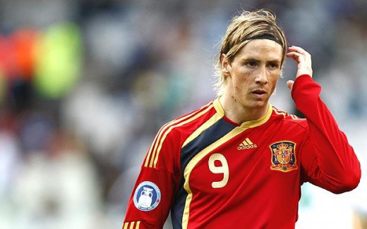 Fernando Torres (Chelsea) - Managed to make the cut after yet another disappointing season