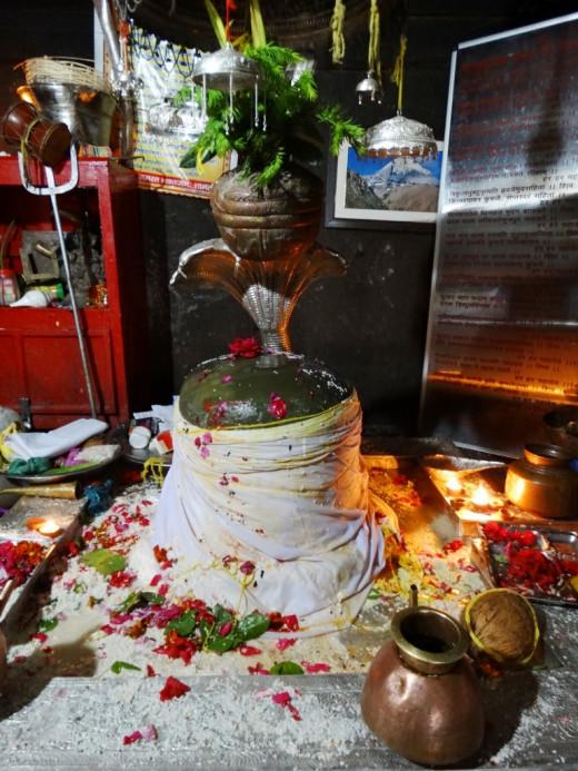 Mahamrityunjoy Shiva Linga