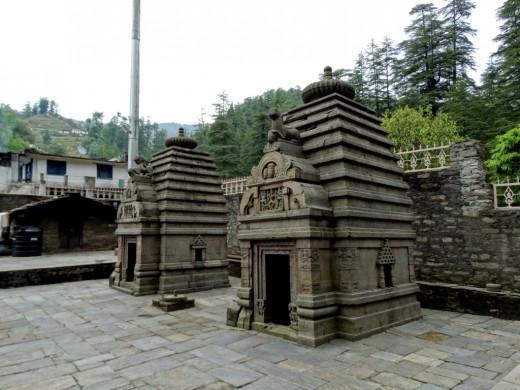 Lakulish & Tandeswar temples