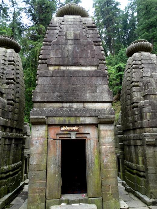 Nilkantha temple