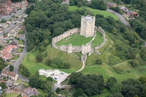 One of South Yorkshire's leading tourist attractions, Conisbrough Castle sees over 30,000 visitors each year.