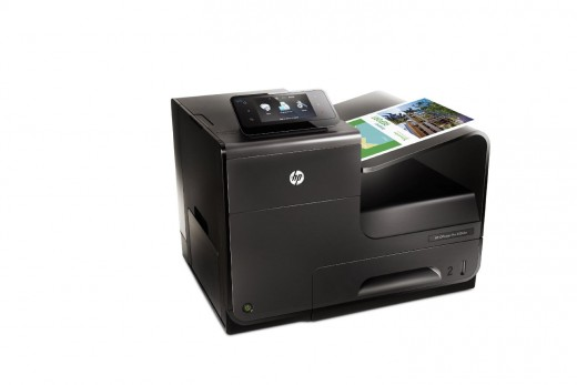 HP Pro X551dw Wireless Color Photo Printer