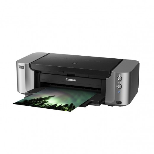 Canon PIXMA PRO-100 Color Professional Inkjet Photo Printer