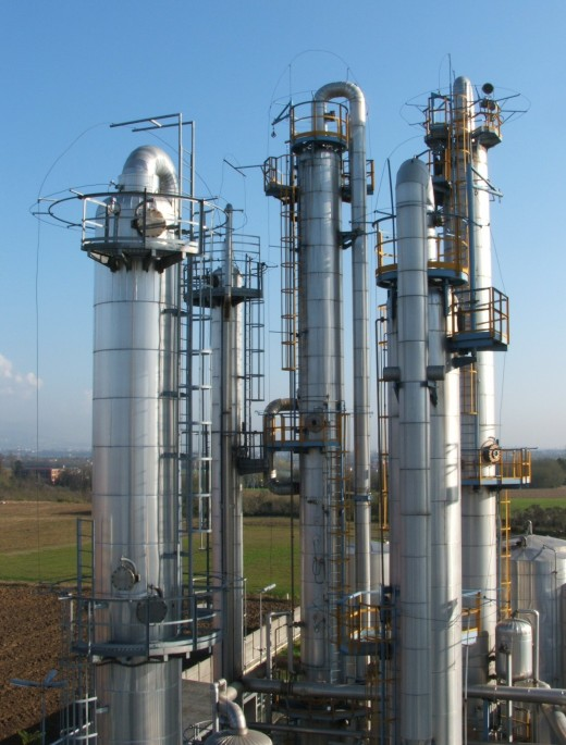 Distillation Towers