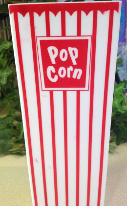 Serve them in popcorn containers or fun bowls for added interest.