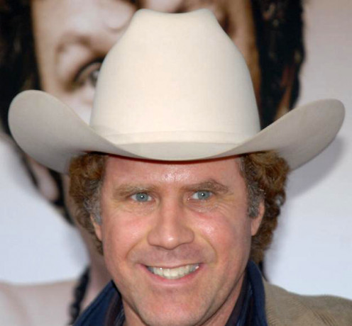 Ferrell at the premiere of Walk Hard: The Dewey Cox Story, December 2007