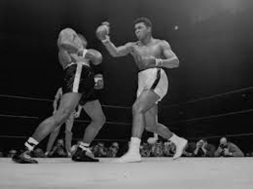 Muhammad Ali knocked out Floyd Patterson both times they met in the squared circle.